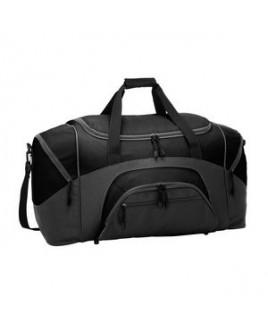 Port Authority® Colorblock Standard Sport Duffel Bag