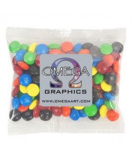 M&Ms® Plain in Lg Label Pack