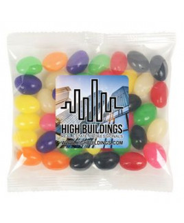 Standard Jelly Beans in Lg Label Pack