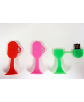 Suction Cup USB Drive