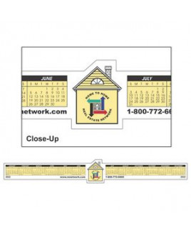 House Removable Adhesive Computer Calendar