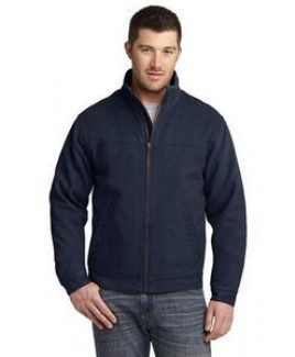 Cornerstone® Washed Duck Cloth Flannel-Lined Work Jacket