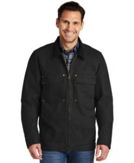 CornerStone® Washed Duck Cloth Chore Coat