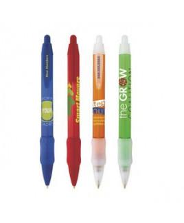 BIC® WideBody® Clear Grip Pen