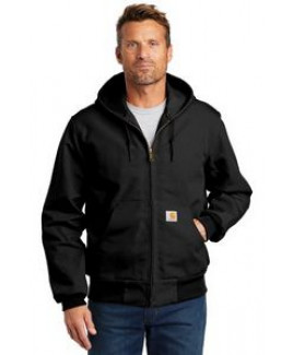 Carhartt® Tall Thermal-Lined Duck Active Jacket