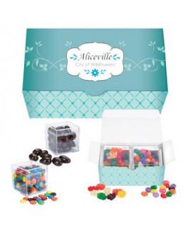 Cube Shaped Candy Set