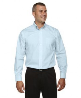 Devon and Jones Men's Crown Woven Collection? Solid Broadcloth