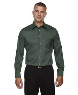 Devon and Jones Men's Crown WovenCollection? Solid Stretch Twill