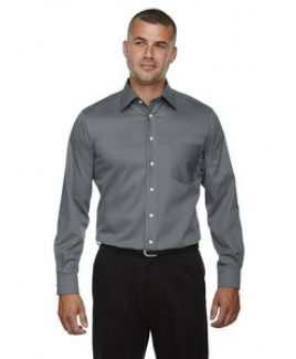 Devon and Jones Men's Tall Crown Woven Collection? Solid Stretch Twill