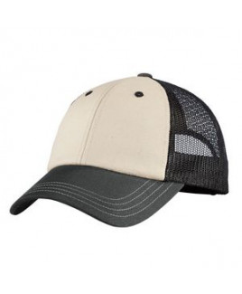 District® Tri-Tone Mesh Back Cap