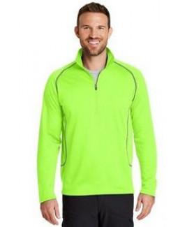 Eddie Bauer® Men's Smooth Fleece Base Layer 1/2-Zip Sweater