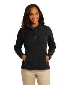 Eddie Bauer® Ladies' Shaded Crosshatch Soft Shell Jacket