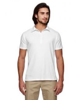 Econscious - Big Accessories Men's 4.4 oz., 100% Organic Cotton Jersey Short-Sleeve Polo