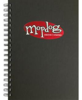 "EcoBooks Medium EcoNotes NoteBook (7""x10"")"