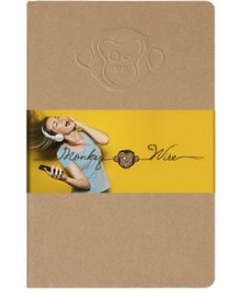 """Eco ColorPop™ Journal w/Full Color Graphic Wrap (5.5""""x8.5"""")"""