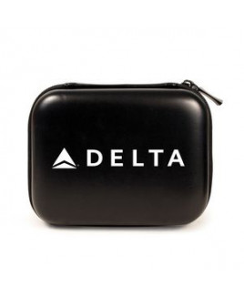 Charge n' Travel Kit w/Phone Accessories in Zippered Black Case