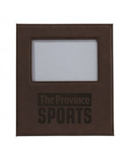 Leatherette 4 x 6 Picture Frame