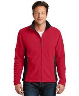 Port Authority® Men's Colorblock Value Fleece Jacket
