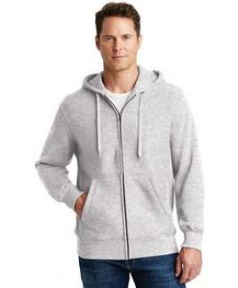Sport-Tek® Men's Super Heavyweight Full-Zip Hooded Sweatshirt
