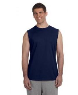 Gildan Adult Ultra Cotton® 6 oz. Sleeveless T-Shirt
