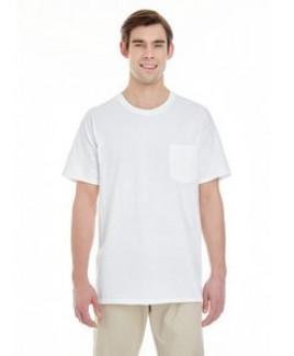 Gildan Adult Heavy Cotton? 5.3oz. Pocket T-Shirt