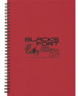 "ValueBook™ ValueLine NoteBook (7'x10"")"