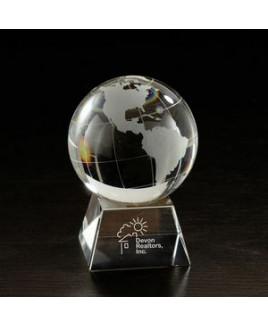 Transverse Globe Optically Perfect Globe Award