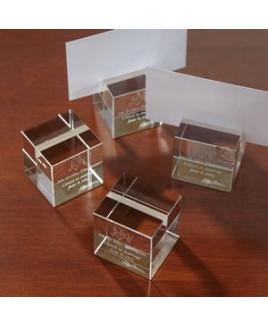 Oleg Cassini Crystal Placeholder Set