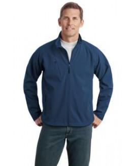 Port Authority® Men's Textured Soft Shell Jacket