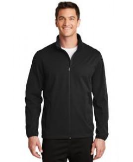Port Authority® Men's Active Full-Zip Soft Shell Jacket