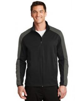 Port Authority® Men's Active Colorblock Soft Shell Jacket