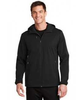Port Authority® Men's Active Hooded Soft Shell Jacket
