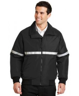 Port Authority® Men's Challenger™ Jacket w/Reflective Taping