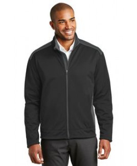 Port Authority® Men's Two-Tone Soft Shell Jacket