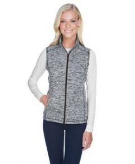 J AMERICA Ladies' Lasic Cosmic Fleece Vest