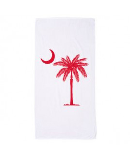 100% Cotton Jacquard Woven Beach Towel