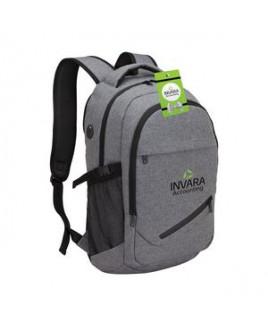 Pro-Tech Laptop Backpack & Hangtag