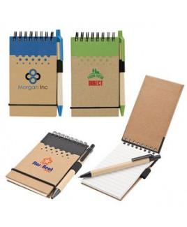 Chou Mini Jotter & Pen