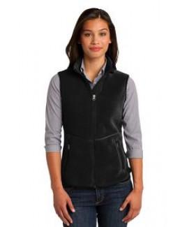 Port Authority® Ladies' R-Tek® Pro Fleece Full-Zip Vest