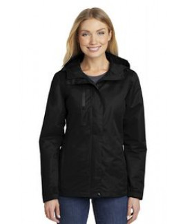 Port Authority® Ladies' All-Conditions Jacket