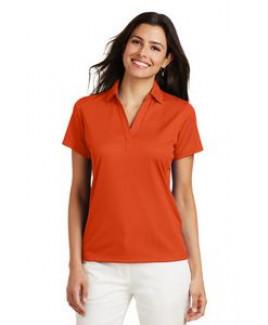 Port Authority® Ladies Performance Fine Jacquard Polo Shirt