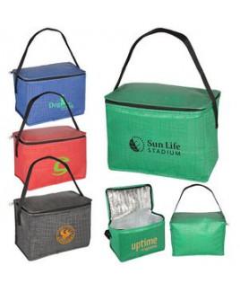 6-Pack Tonal Non-Woven Cooler Bag