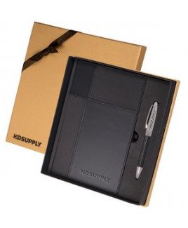 Duo-Textured Tuscany™ Journal & Pen Gift Set