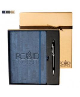 Casablanca™ Journal & Executive Stylus Pen Set