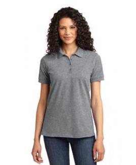 Port & Company® Ladies' Core Blend Pique Polo Shirt
