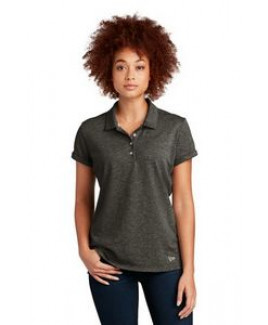 Ladies New Era® Slub Twist Polo Shirt
