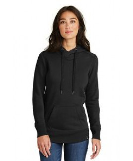 New Era® Ladies' French Terry Pullover Hoodie