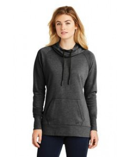 New Era® Ladies' Tri Blend Fleece Pullover Hoodie