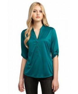 OGIO® Ladies' Crush Henley Shirt