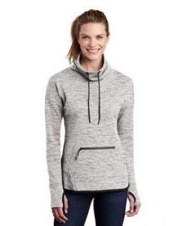 Sport-Tek® Ladies' Triumph Cowl Neck Pullover Sweater